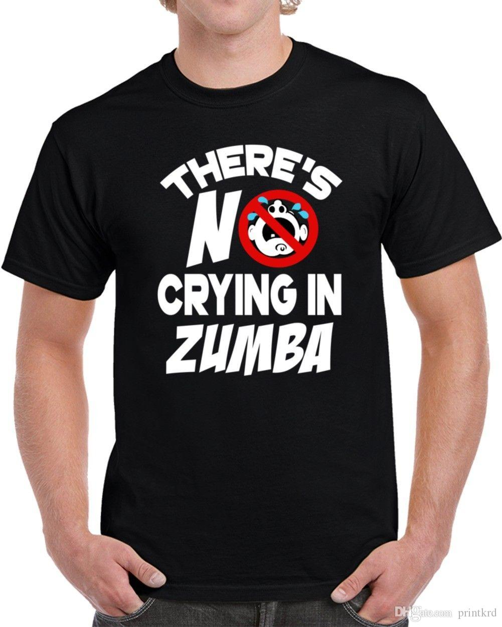 275d6c532 There'S No Crying In Top Tee Funny Unisex T Shirt T Shirt Design ...