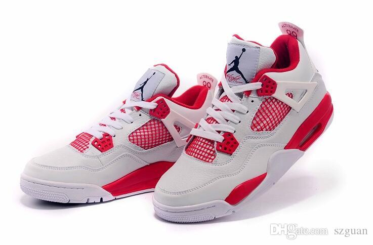 49ce5f67db8677 4 Raptors Tattoo Hot Punch Basketball Shoes Travis Scott 4s Cactus Jack  Pure Money Pizzeria Black Cat Gum Men Sneakers Trainers Sports Shoes  Australia 2019 ...