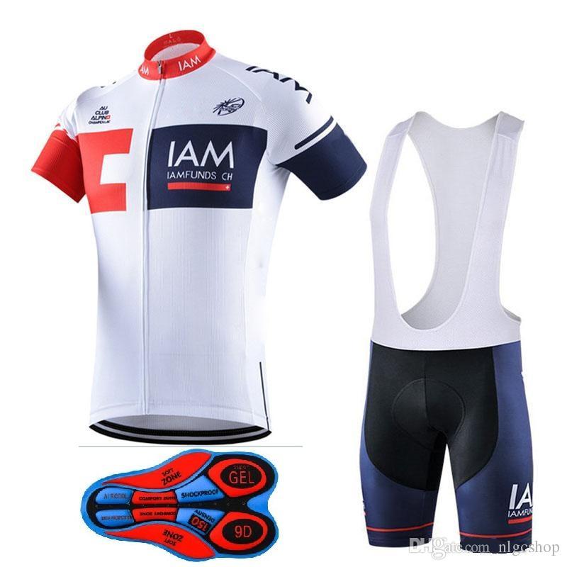 54387048c8b7 2018 mens IAM Ropa Ciclismo Cycling Clothing MTB Bike Clothing Bicycle  Cycling Short Sleeves jersey bib shorts set