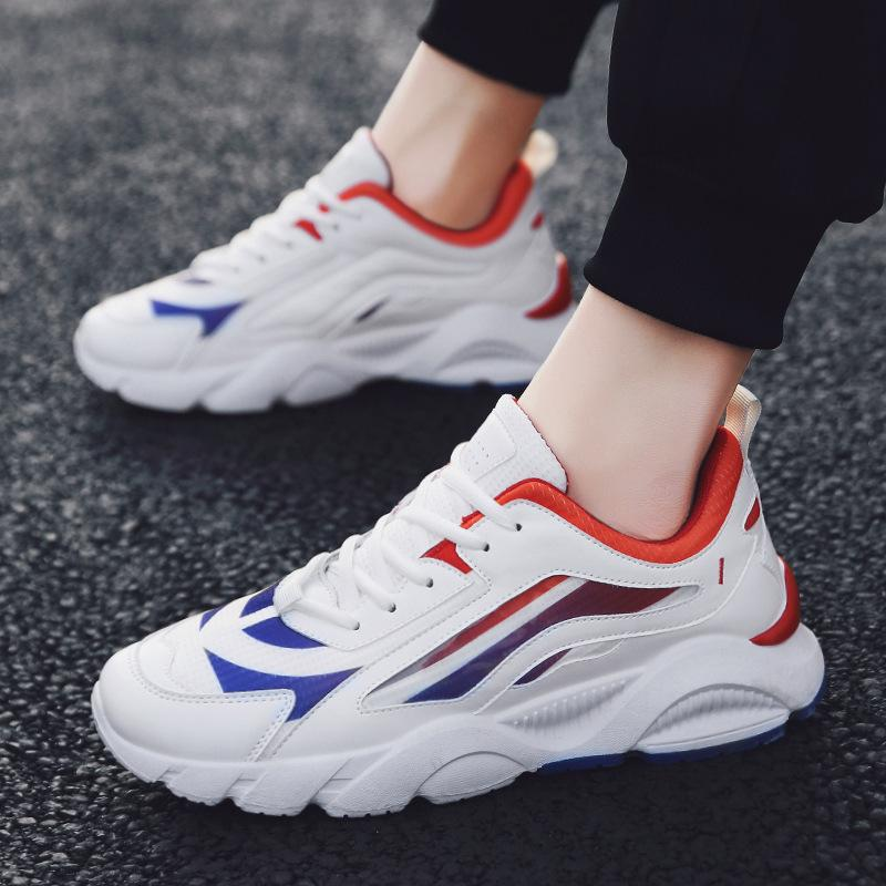 2ddf7e687 2019 New Fashion Hot Sale Men'S Shoes Dad Spring And Autumn Korean Version  Of The Tide Shoes Men'S Work Shoes Sneakers Shoes From Blacpink, $49.12|  DHgate.