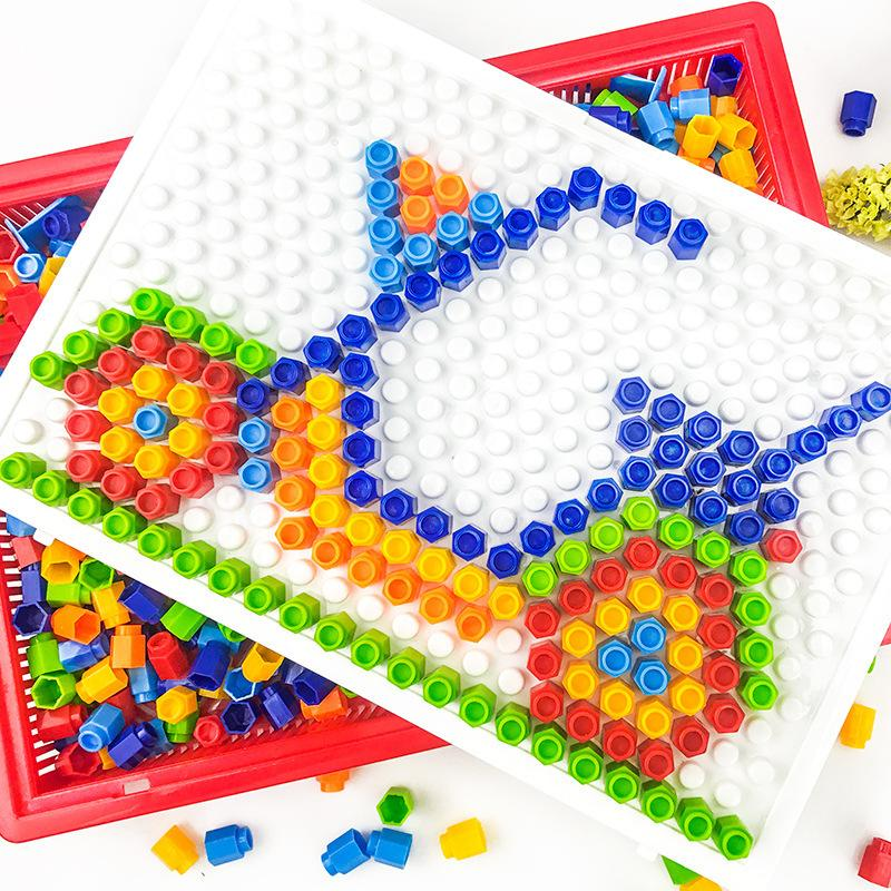 230pcs HIGHGRADE hama beads perler beads oodgrade hama fuse beads kids toys  educational diy Craft Puzzles