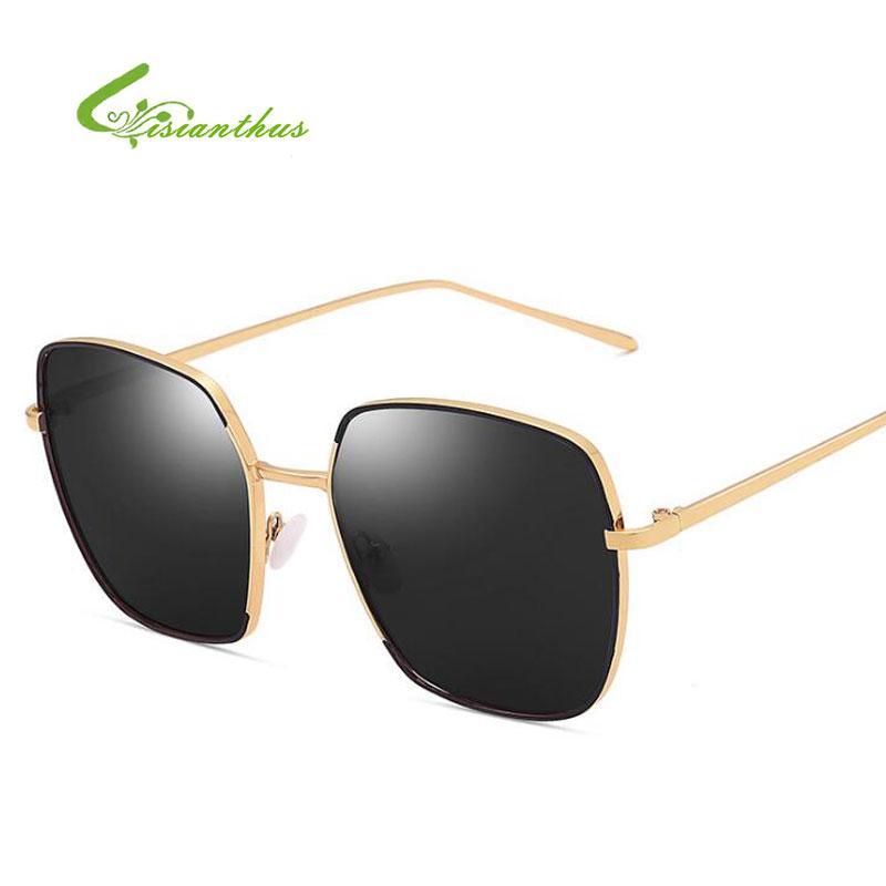 61261c8ec3 Compre 2019 Gafas De Sol De Color Caramelo Mujeres Marca De Lujo De Diseño  Cuadrado Nueva Moda Vintage Gafas De Sol Señora Gafas Gafas De Sol Mujer A  $16.39 ...