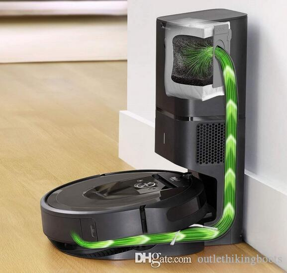 outlet official new arrival irobot roomba i7 robotic vacuum cleaner rh dhgate com