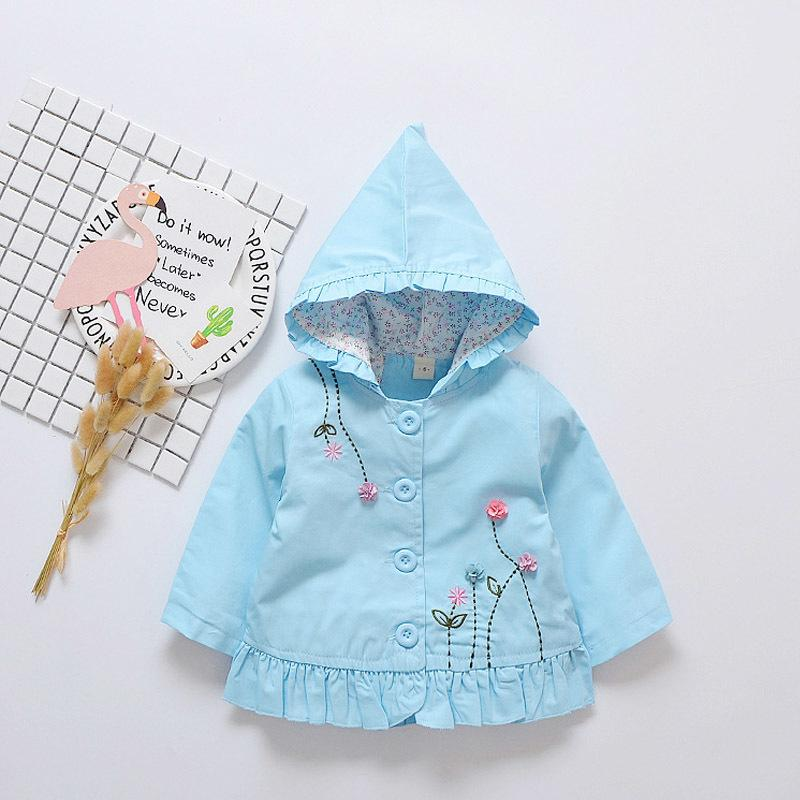 f49bba7777c Good Quality 2019 New Fashion Kids Girls Coat Autumn Spring Baby Girl  Clothes Autumn Girls Tops Children Clothing Girls Jackets Jacket For Boy Winter  Jacket ...