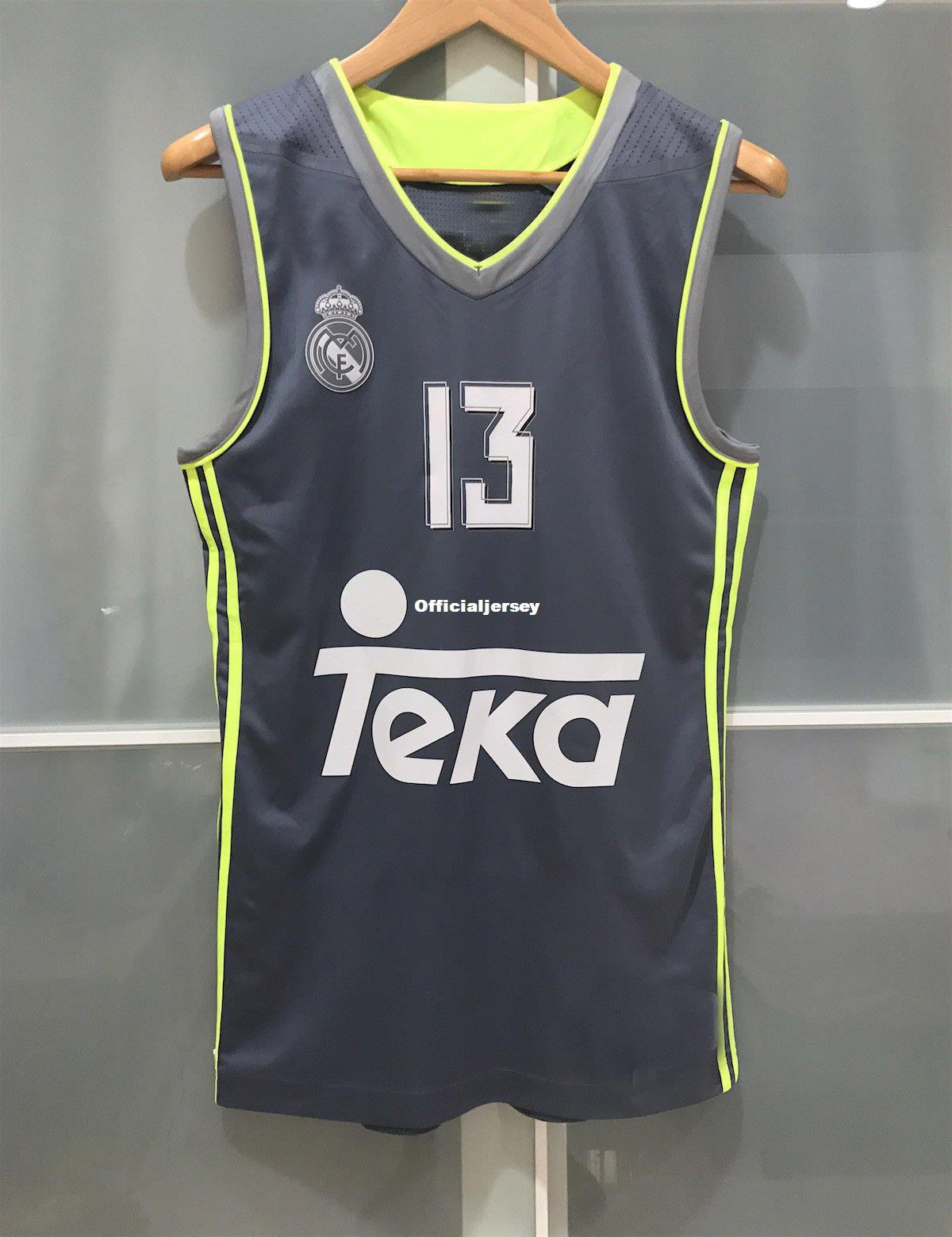f8714af43bc7 Cheap Wholesale AD SERGIO RODRIGUEZ REAL MADRID BASKETBALL JERSEY ...