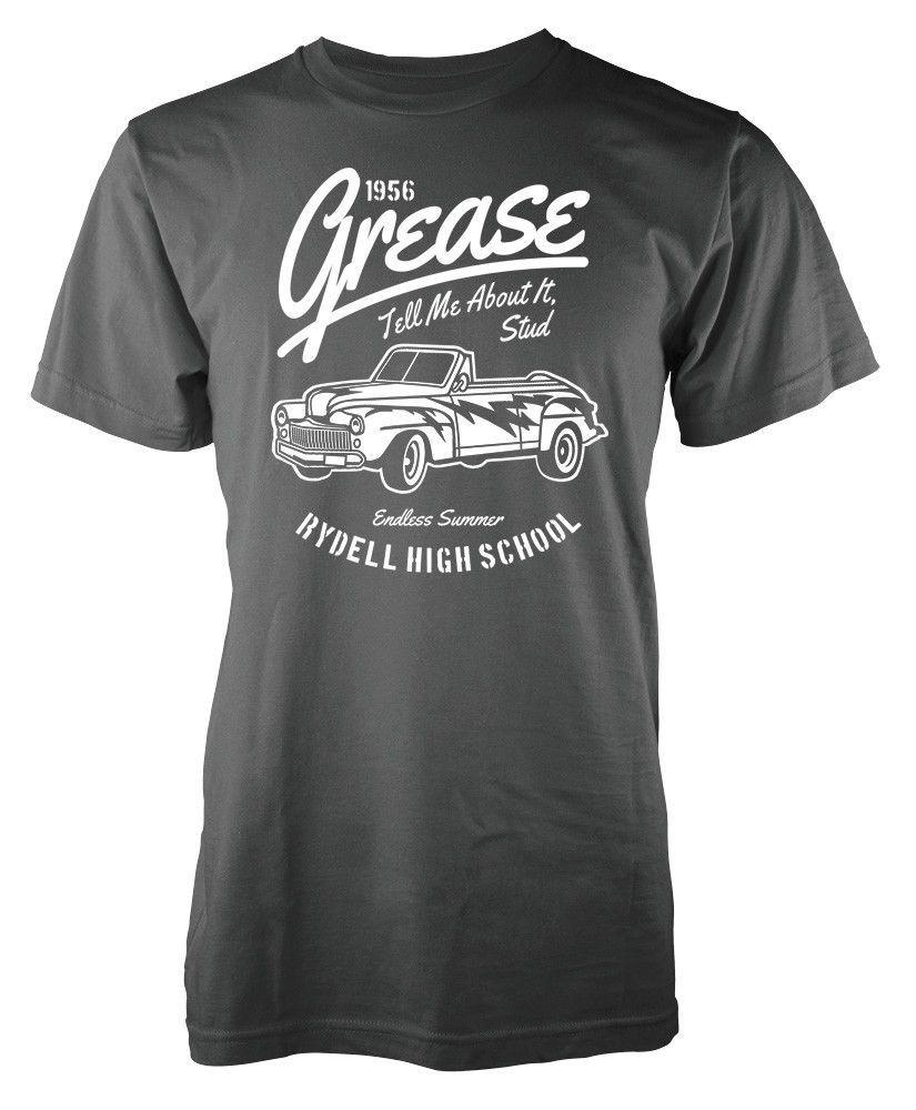 5e0e2953de5 Grease Movie Rydell High School Endless Summer Inspired Adult T Shirt  Greece ... Tshirt Designs T Shirt Design Template From Dreamatorium16