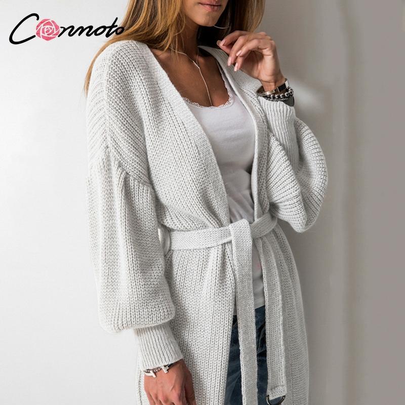 2019 Conmoto Women Winter Dress Solid Lantern Sleeve Feminino Long Sleeve  Knitted Mini Party Dresses Vestidos Plus Size From Waxeer eefba91af5dd