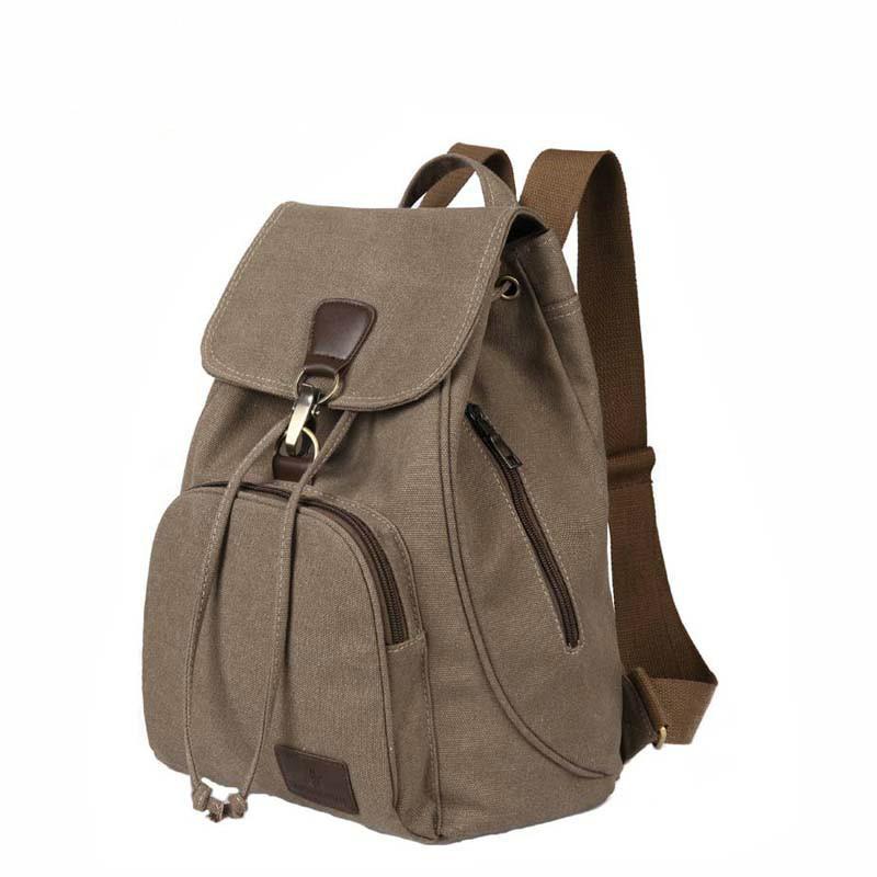 f83ec3b70f 2018 Backpacks For Teenage Girls Female Women Canvas Backpack Preppy Style  School Lady Girl Student School Laptop Bag Mochila Bolsas From  Outdoorsport9