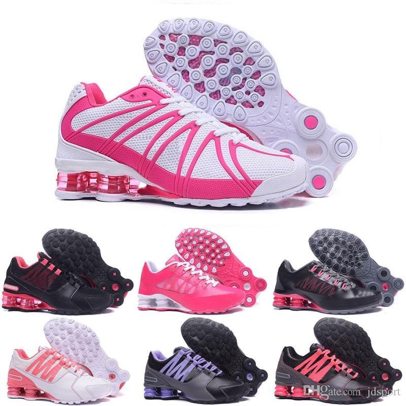 low priced 039d6 a198c 2019 HOT Women Shox Deliver NZ R4 Top Designs For Women Basketball Running  Dress Sneakers Sport Lady Crystal Lace Flat Casual Shoes Best Sale From  Jdsport, ...