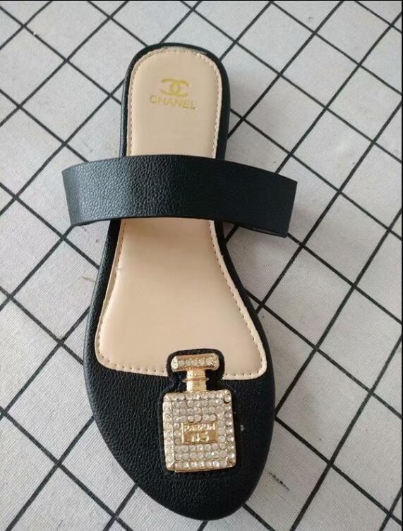 45d5238b656e 2019 New CCBrand Women Sandals Big Size 35-42 Designer Shoes Luxury ...