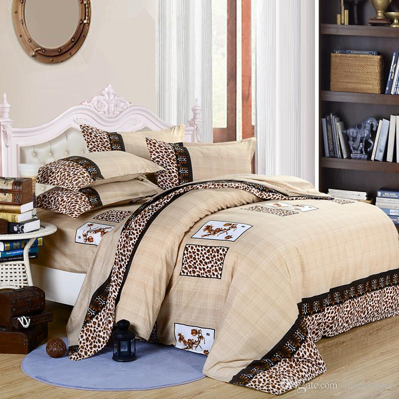 Zebra Design Bettwäsche Bettbezug Bettlaken Kissenbezug Set 1.2m M Einfarbig