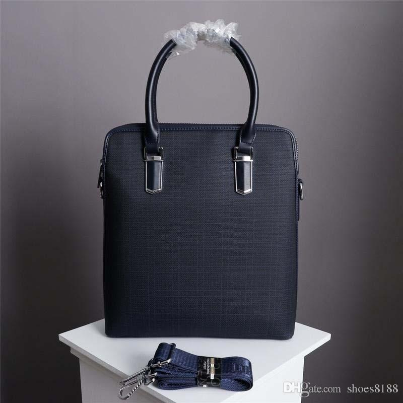 AAAAA New Portable Briefcase High-end Material Casual Business Dual ... 2dc73862a79bf
