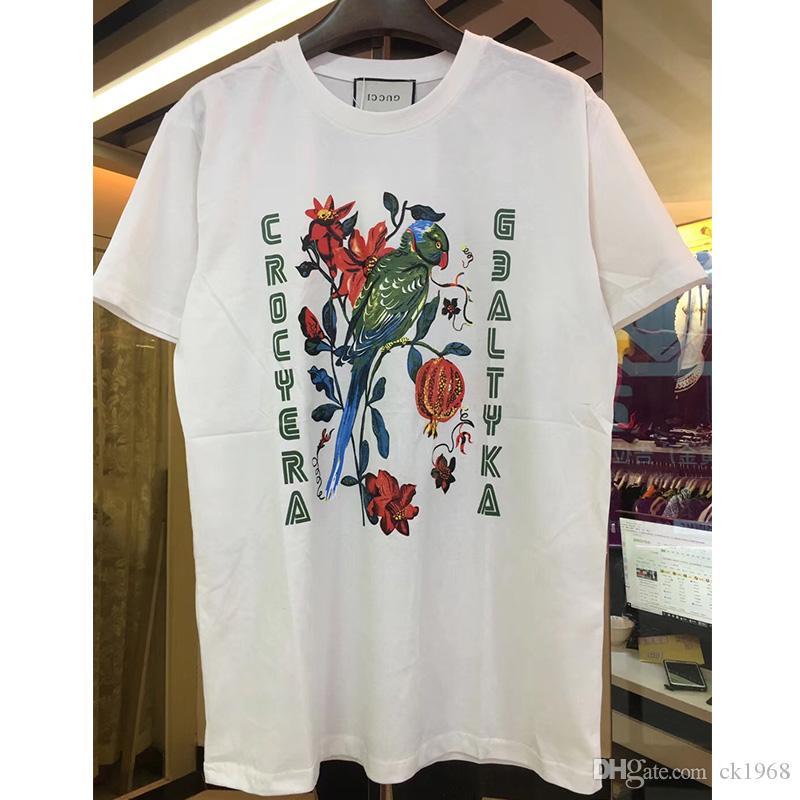 4e585092916 Juvenile Magpie 2019 New Fashion Women Men Cotton O Neck Short ...