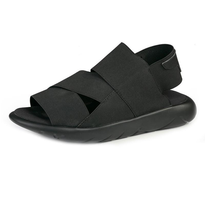 Acquista Sandali Sportivi Romani Trend Beach Shoes Versione Coreana Di  Personalità Traspirante Fondo Morbido Moda Paio Sandali Da Uomo A  98.47  Dal ... 4388d5b150a