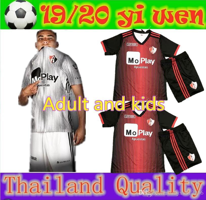 Atlas FC 2020 Adult and kids Soccer Jerseys 19 20 Liga MX Atlas Top Quality Football Shirt More 10pcs Free DHL Shipping