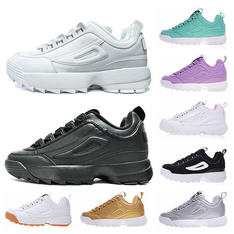Disruptors De Femmes Fond 2 En Taille Fila Hommes S Simons X Raf Scie Ii Designer Noir Dents Triple Marque Épais Sport Chaussures Blanc Oy0nwvNm8