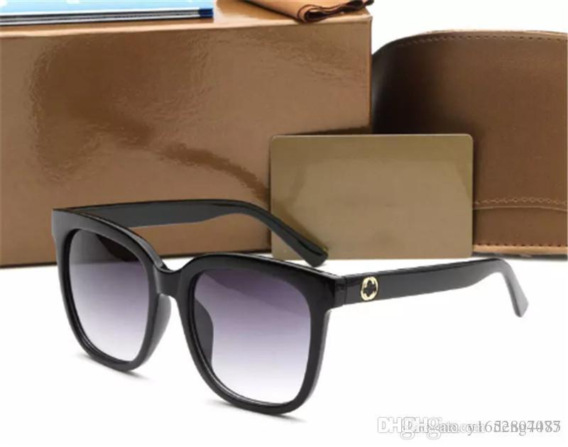 c7c9c9aff4 Compre Vogue Moda Gafas De Sol Mujer Hombre Marea Nuevo Jingboran  Jinnnn16awEVERYONE LOVES Gafas Song Qianchen Combustión Con Gafas De Sol A  $16.62 Del ...