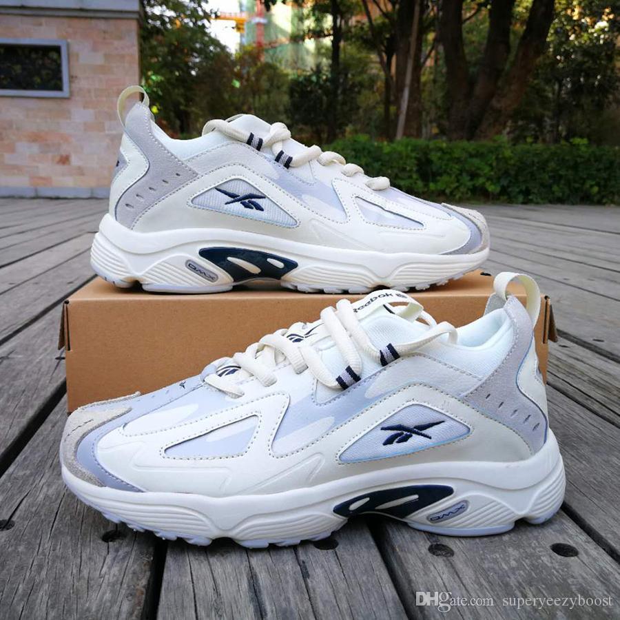 3ffc798355 Top quality Reebok DMX 1200 Running Shoes Mens Womens 2019 new classic  Reebok DMX 1200s designer shoes with original box size 36-45