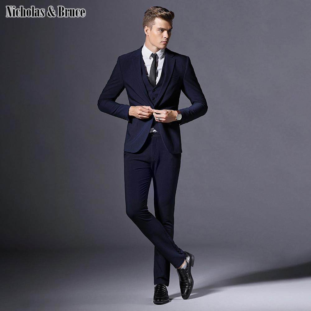 721030750e373 Satın Al NB Erkekler Suits Erkekler 2019 Pantolon Ile Düğün Takım Elbise  Erkek Adam Iş Resmi Takım Elbise Slim Fit Erkek Takım Elbise Erkek Klasik  Büyük ...