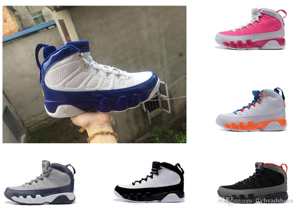 bd811d28c Designer Shoes 9S Space Jam Basketball Shoes 9 Anthracite Sneakers PE  Sports Shoes Outdoor Hiking Jogging Shoe Casual Shoe Basketball Trainers  Basketball ...