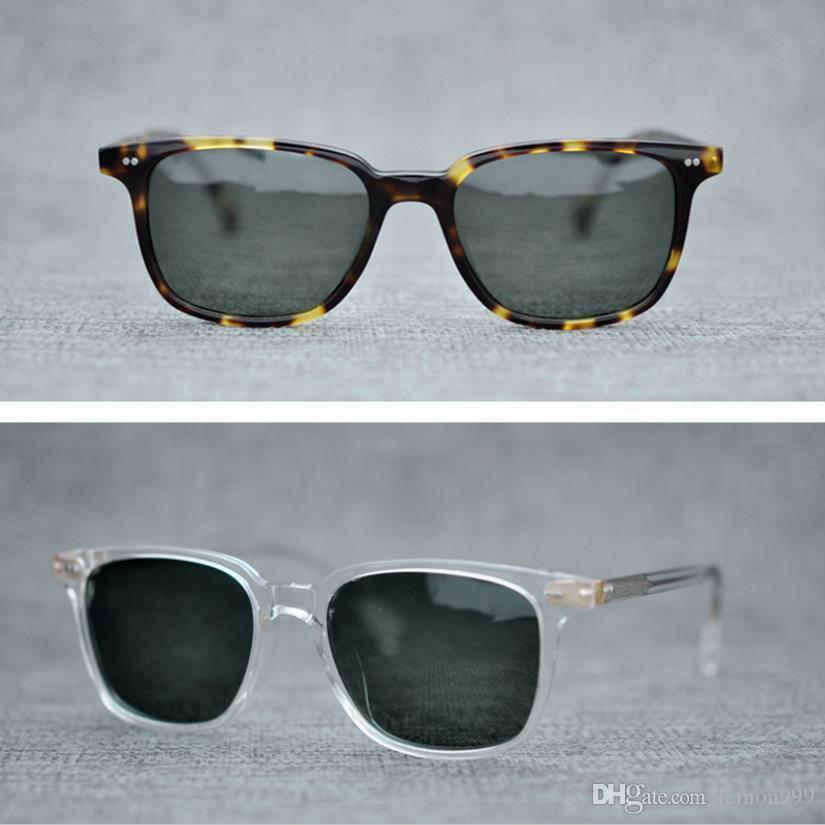 044f9d1b1b10 Brand Vintage Round Sunglasses Oliver Peoples Ploarized Sunglasses For Men  Women Sun Glasses Round Retro Sunglasses Black Brown With Box Kids  Sunglasses ...
