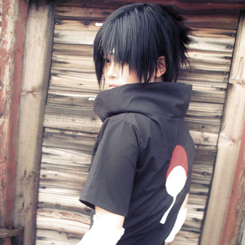 Uchiha Sasuke Cosplay Costumes Uchiha Sasuke Japanese Anime Naruto