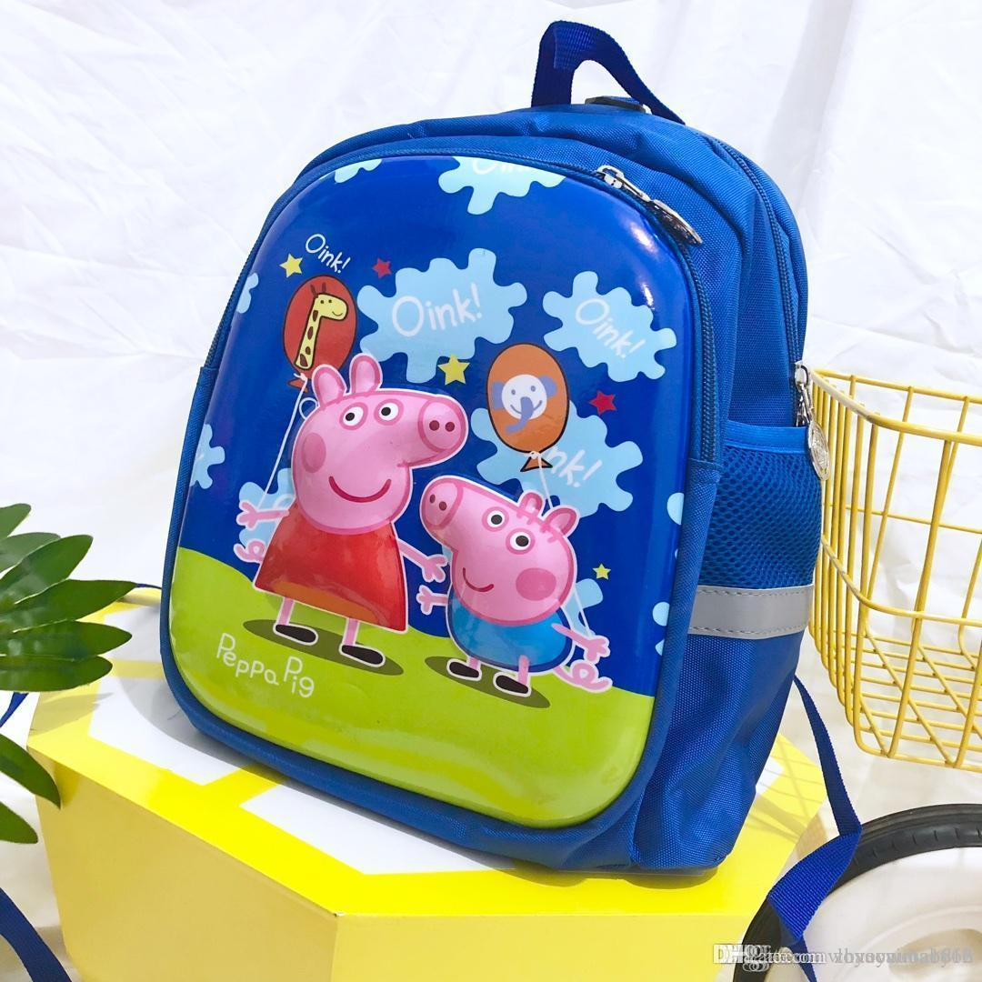 79b1070cd Children's School Bag Backpack Primary School Backpack Baby Backpack ...