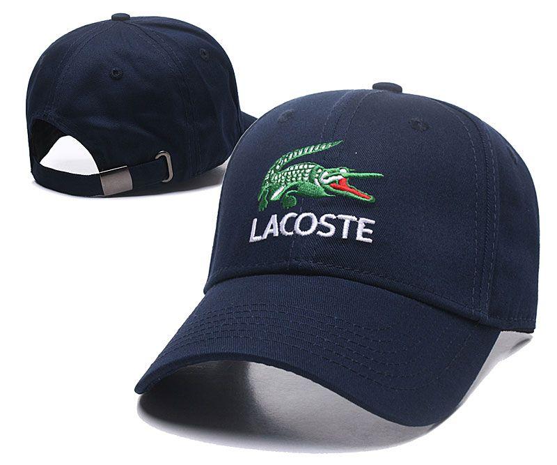 594541ea27f Acheter Crocodile Style Classique Sport Casquettes De Baseball De Haute  Qualité Casquettes De Golf Chapeau De Soleil Pour Hommes Et Femmes 14  Couleurs ...