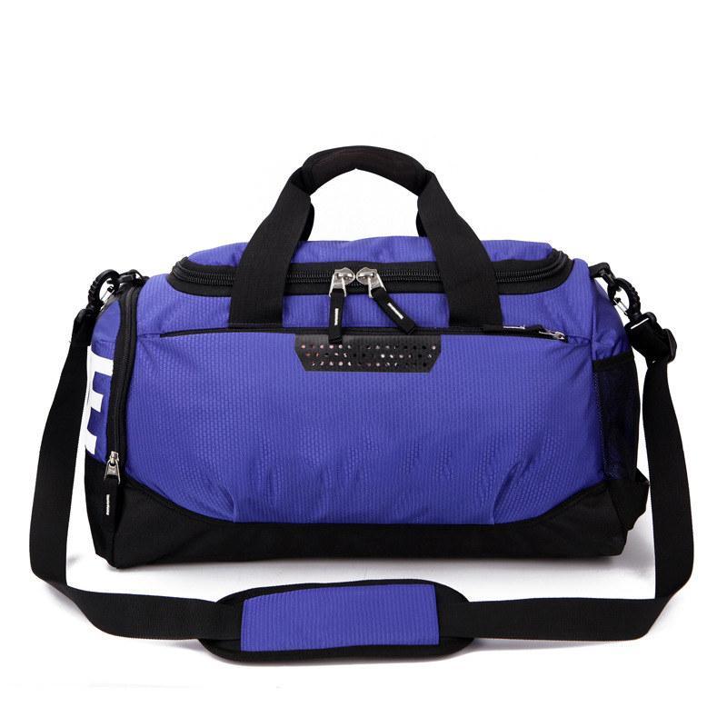 Brand Designer Duffel Bags Women Men Handbags Large Capacity Travel Duffle  Bag Plain Striped Waterproof Sport 21cb84aedd4b7