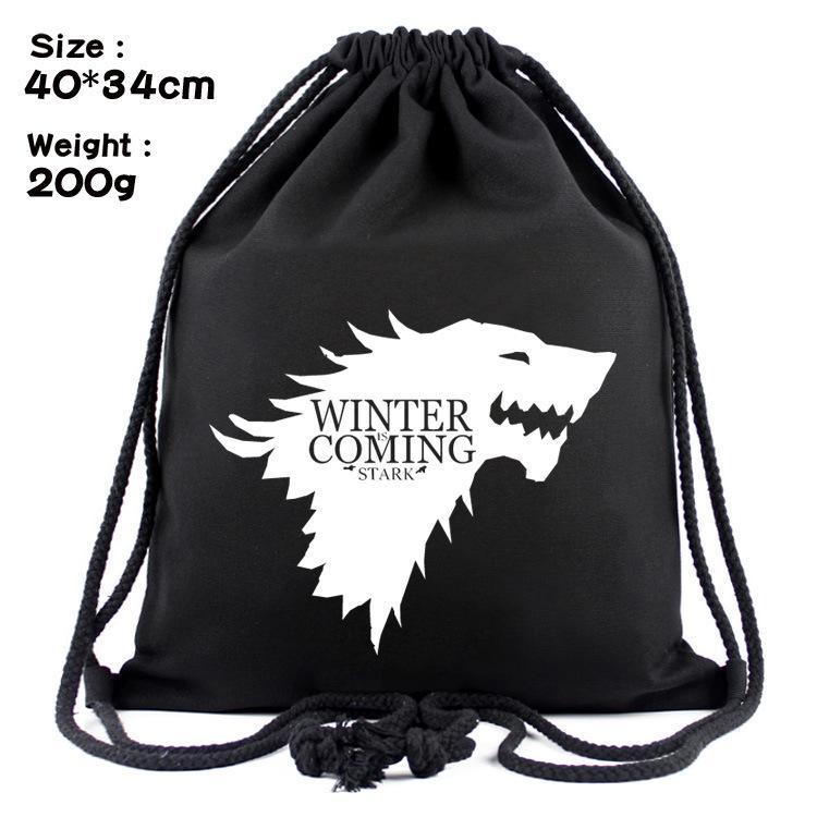 85dadeb19133 Black Canvas Drawstring Backpack Portable Casual String Knapsack for Men  Male Organizer Shoulder Bag Pull Rope