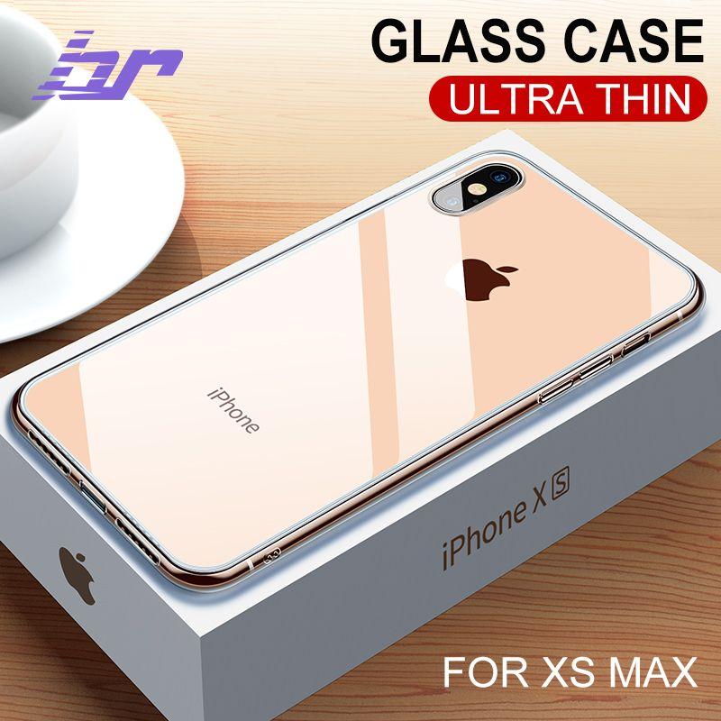 iphone xs glass case