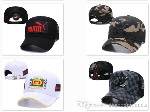 4bba02f9d5df9 Lovers Baseball Hats Box Logo Trucker Caps Fashion Sun Hats Luxury Baseball  Cap Casquett1e Dome Bone Migos Brand Snapback Hat DF7G19