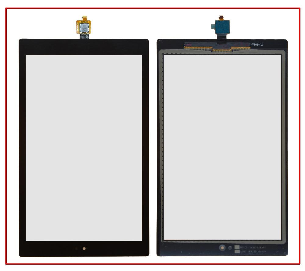 oPesea 10.1'' For Amazon Kindle Fire HD10 HD 10 2017 2015 Front Touch Screen Digitizer Panel Sensor Glass Lens Replacement Parts