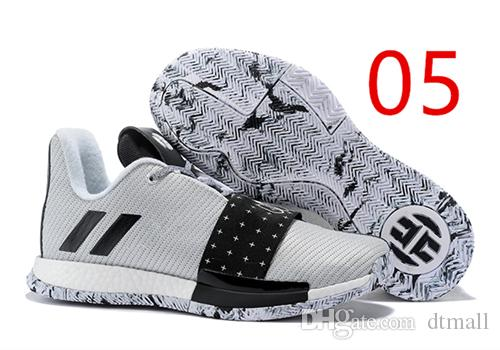 737c208b2dbd 2019 HOT SALE Harden Vol. 3 MVP Basketball Shoes Men Red Grey Black James  Harden 3s III Outdoor Trainers Sports Running Shoes Size 7 11.5 Dtmall From  Dtmall ...