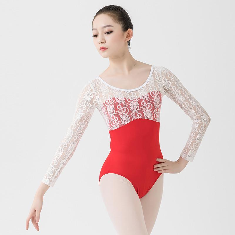 Gymnastic Swimsuit Gymnastics Leotard Ballet Tutu Dance Dancing Skirt Dress Flat Body Suit Jumpsuit Swimwear Costumes Clothes Ballet