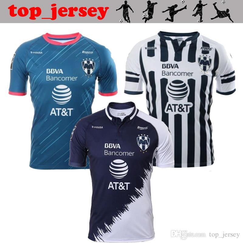 180642854e110 New monterrey soccer jersey mexico liga molina home jpg 800x800 Monterrey  mexico soccer jersey