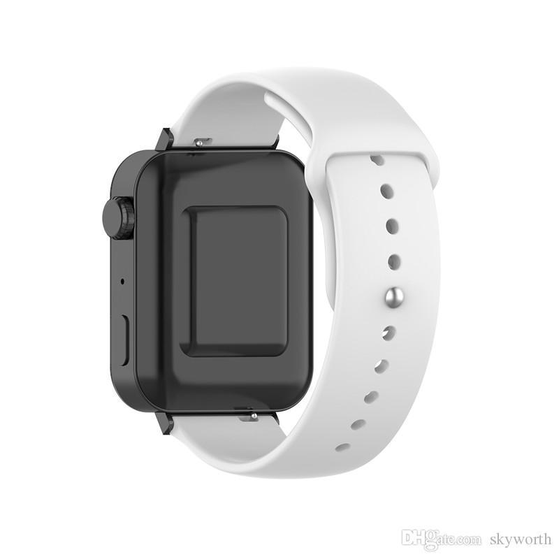 삼성 갤럭시 시계 42mm 46mm Active2 40mm 44mm 기어 S2 S3 스트랩 밴드 팔찌 Xiaomi 시계를위한 18mm 20mm 22mm 실리콘 시계 밴드
