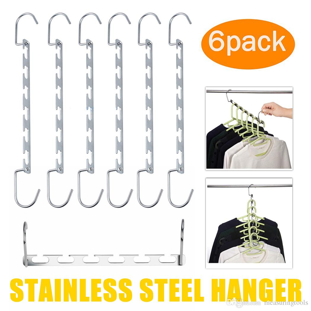 6PCS hangers for clothes cloth hanger coat velvet organizer belt baby scarf kids bride space saving hanger clothing space saver
