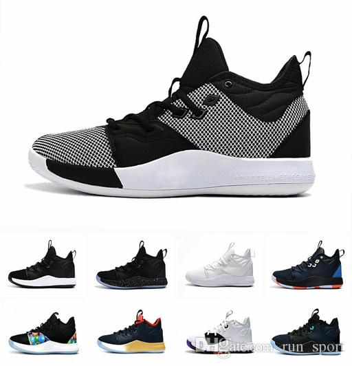5f385ddb741 2019 New Paul George 3 Console Mens Basketball Shoes For Good Quality  Multicolor PG III 3s Chaussures Classic Sports Shoes Sneakers US 7 12  Discount Shoes ...