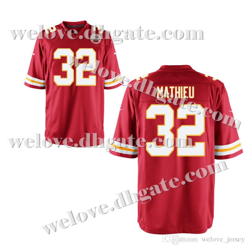 a3db0531a3e Chiefs 32 Tyrann Mathieu 57 C.J. Mosley JetsJersey San Francisco 55 ...