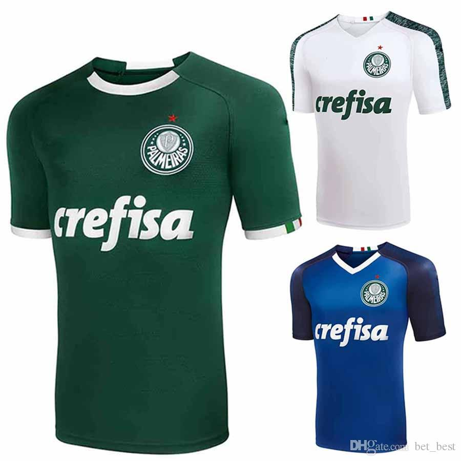 2019 New 2019 Palmeiras Soccer Jerseys DUDO G.JESUS JEAN ALECSANDRO  Palmeiras 2020 Camiseta De Futbol 19 20 ALLIONE CLEITON XAVIER Football  Shirt From ... 04e8980e1