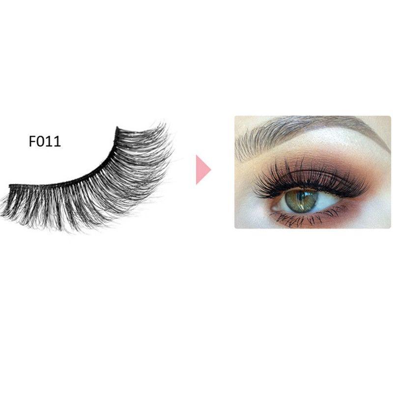 2ad71778342 HANDAIYAN False Eyelash Makeup 3D Natural Long Fake Eye Lashes Lower Lashes  Mane Eyelashes Dropship Nov6 Eyelash Extensions Before And After Eyelash ...
