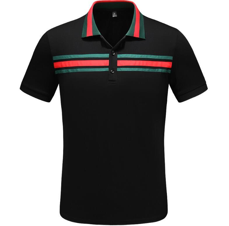 24c974fa3a1f New Hot Luxury Italy T Shirt High Street Embroidery Gucci T Shirts ...
