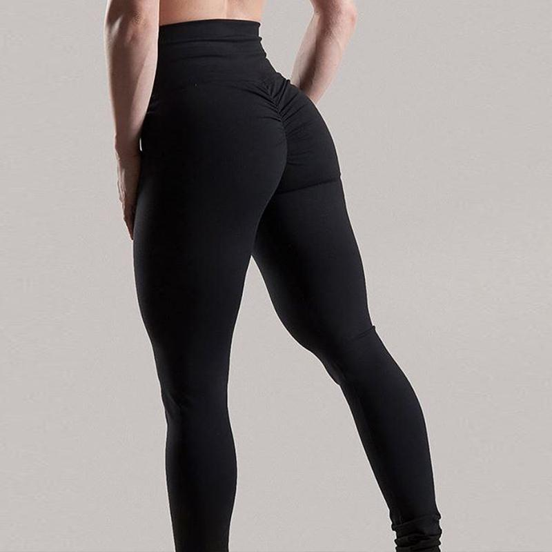 6b0ad8cd11 2019 Yoga Leggings Cheaper Sexy Girl Yoga Pants Back Crease Leggings From  Capsicum, $61.89 | DHgate.Com