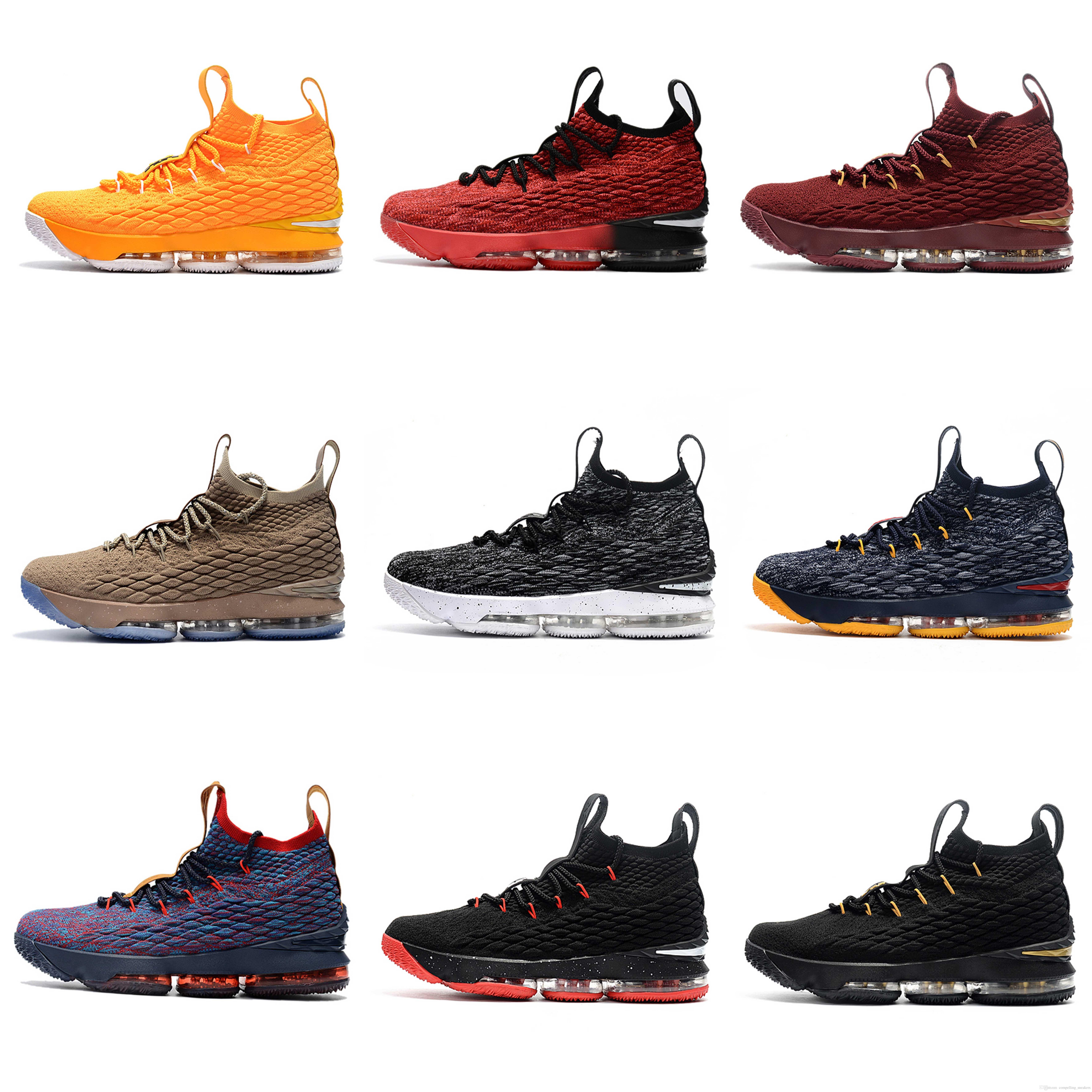 2019 2019 Classic Top Quality 15 XV 15TH Women Basketball Shoes ... 3b32256a5