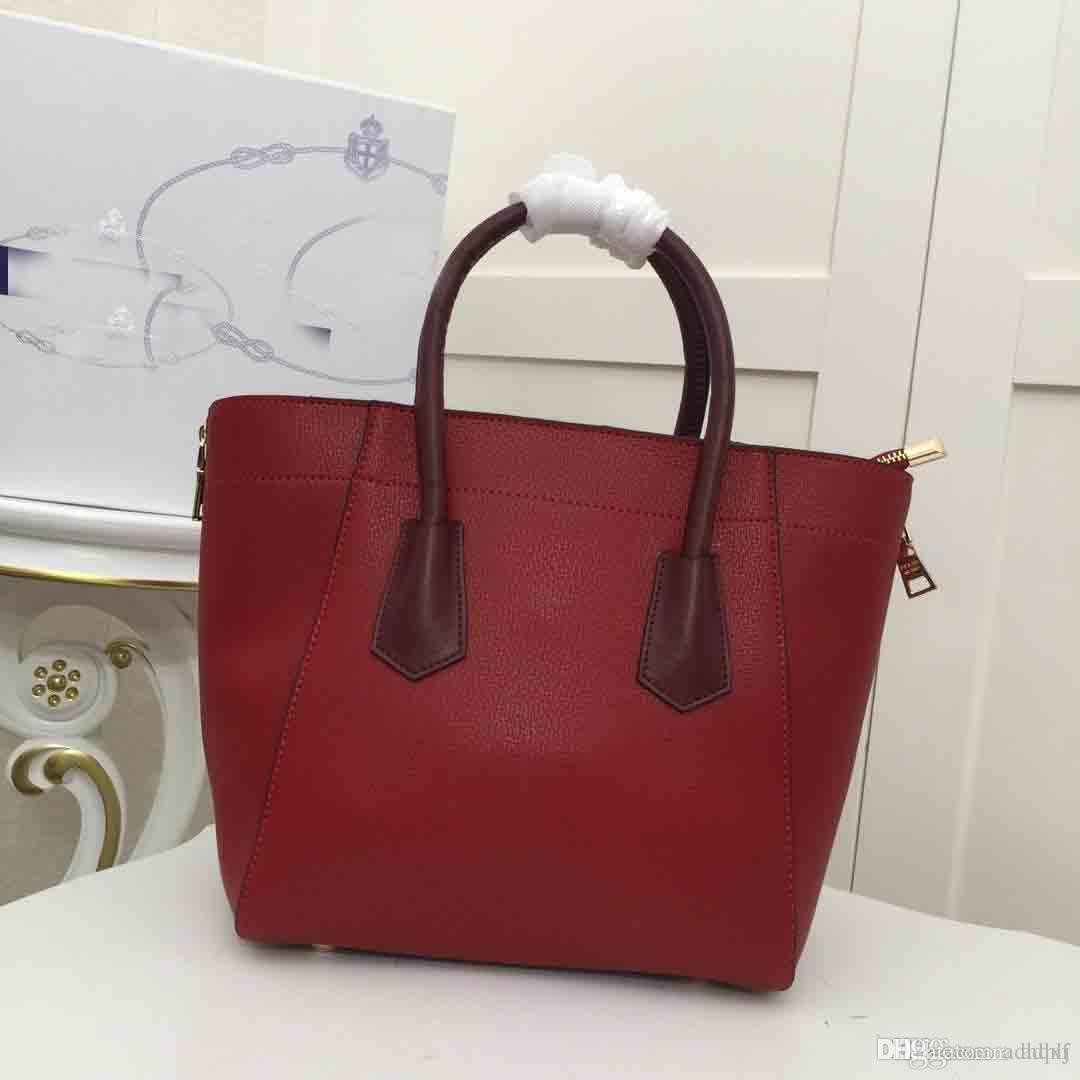 d1b5dca6c3bebc New Retro Literary Calf Leather Handbag Locomotive Style 2019 New ...