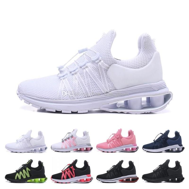 premium selection 00684 6ed42 Free Shipping Shox Gravity 908 Running Shoes For Men Women VC Chaussures  triple s Sports Sneakers Mens Trainers Designers Shoe Size 36-46