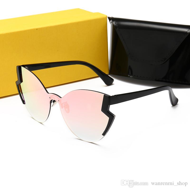 0312 new fashion classic sunglasses attitude sunglasses gold frame square metal frame vintage style outdoor design classical model