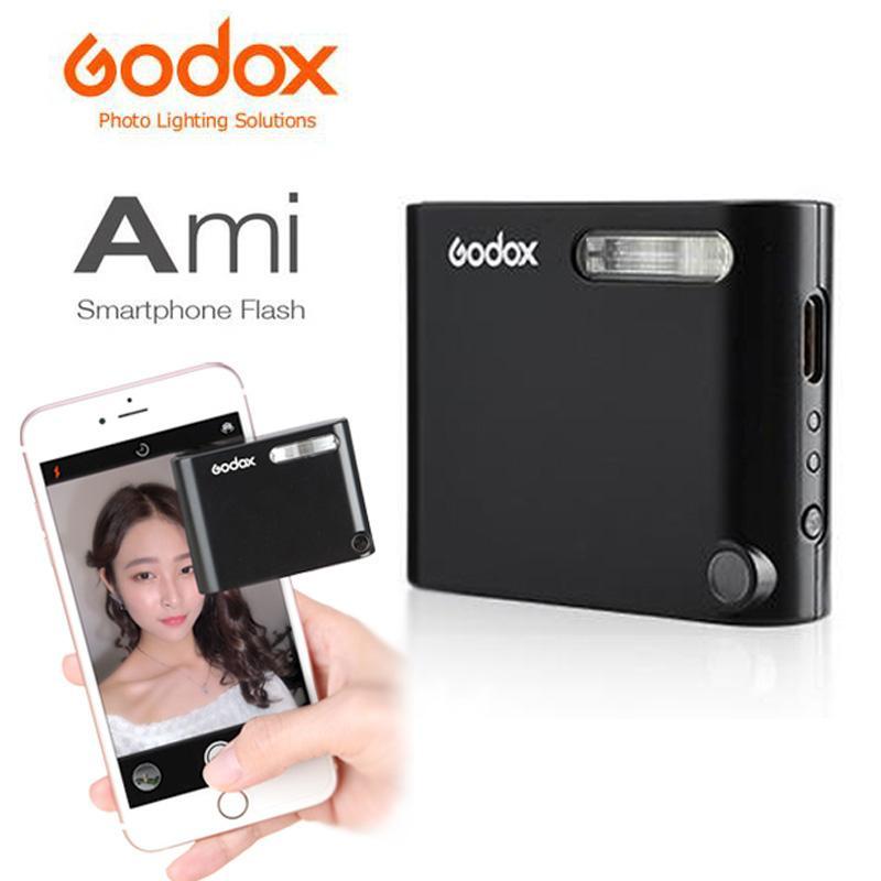 940abebf4922d Купить Оптом Godox A1 Мини Литиевая Батарея Смартфон Вспышка Света Ами С  2.4 G Беспроводной Системы Триггера Для Смартфона IPhone X 8 7 6S Плюс ...