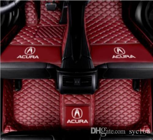 2019 Car Floor Mats Fit For Acura MDX 2014~2017 Non Toxic